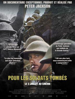 Jaquette dvd Pour Les Soldats Tombés