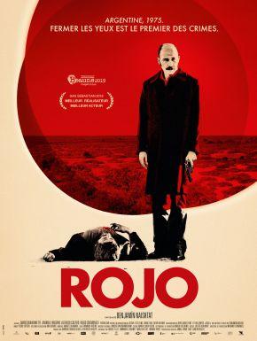 Sortie DVD Rojo