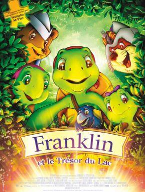 DVD Franklin et le trésor du lac