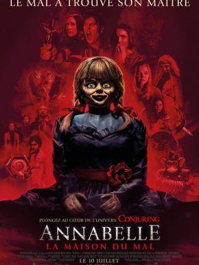 Sortie DVD Annabelle 3 : La Maison Du Mal