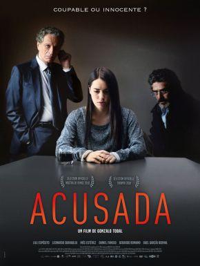DVD Acusada