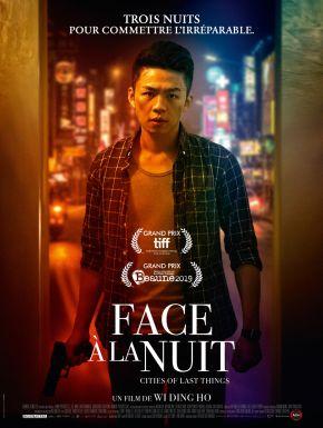 sortie dvd  Face à La Nuit