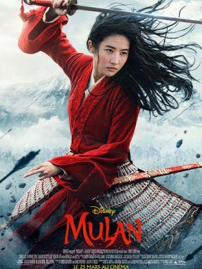 DVD Mulan