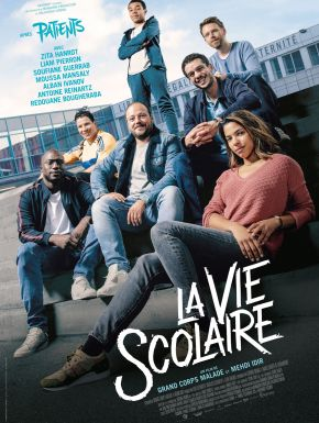 La Vie Scolaire en DVD et Blu-Ray