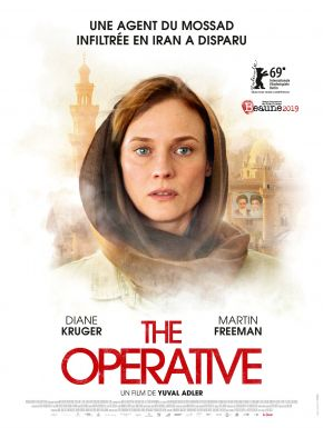 Sortie DVD The Operative