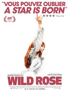 Jaquette dvd Wild Rose