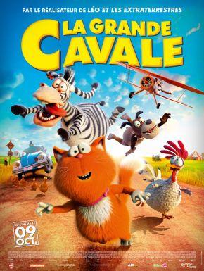 Jaquette dvd La Grande Cavale
