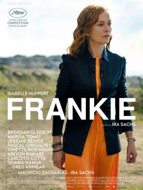 Jaquette dvd Frankie