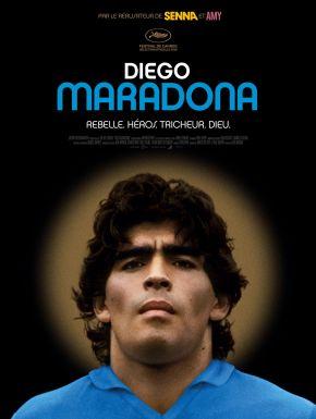 Jaquette dvd Diego Maradona