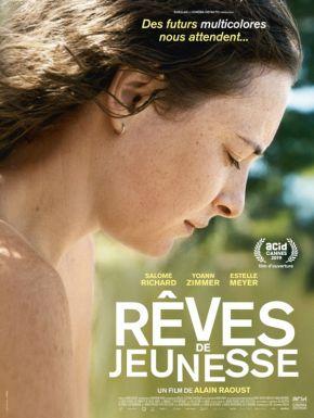 Jaquette dvd Rêves De Jeunesse