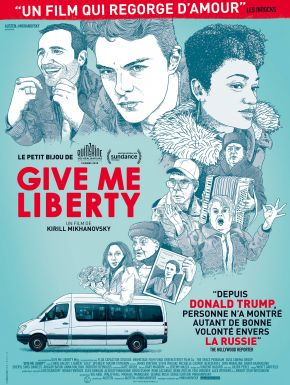 sortie dvd	  Give Me Liberty