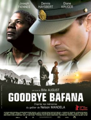 Sortie DVD Goodbye Bafana