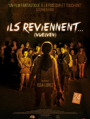 DVD Ils Reviennent...