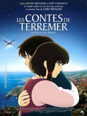 DVD Les Contes de Terremer