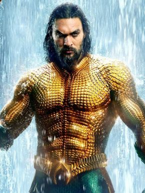 DVD Aquaman 2