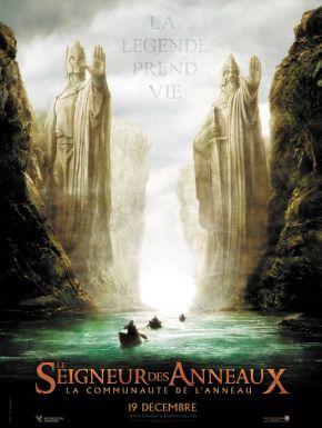 Le Seigneur des anneaux : la communauté de l'anneau DVD et Blu-Ray