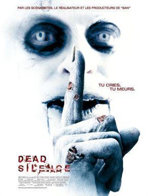 Dead Silence DVD et Blu-Ray