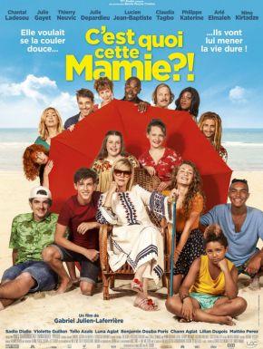 Sortie DVD C'est Quoi Cette Mamie?!