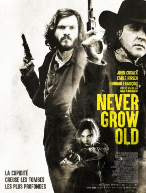Jaquette dvd Never Grow Old