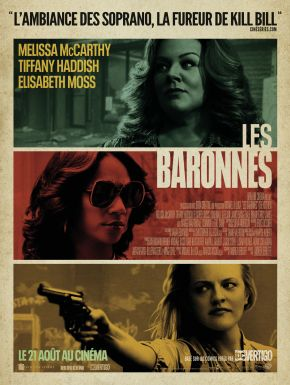 Jaquette dvd Les Baronnes