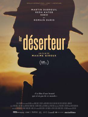 DVD Le Déserteur