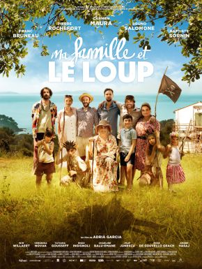 sortie dvd  Ma Famille Et Le Loup