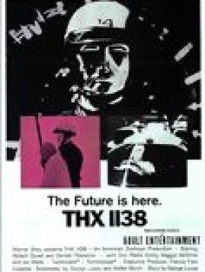 DVD THX 1138 4EB
