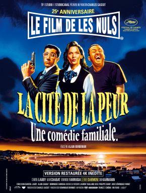 DVD La Cité De La Peur