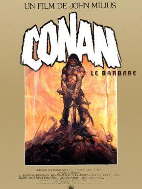 DVD Conan Le Barbare