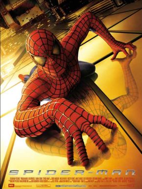 Jaquette dvd SpiderMan