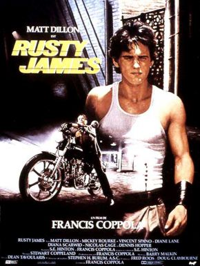 DVD Rusty James