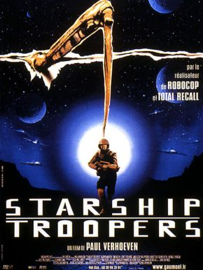 Starship Troopers DVD et Blu-Ray