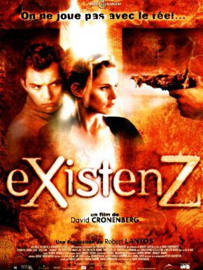 EXistenZ DVD et Blu-Ray