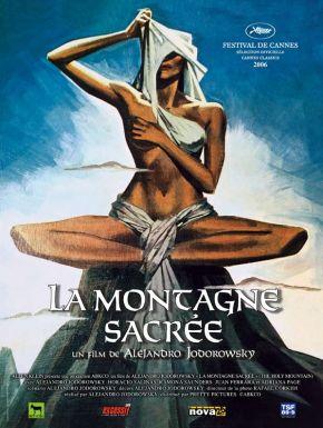 Jaquette dvd La Montagne Sacrée