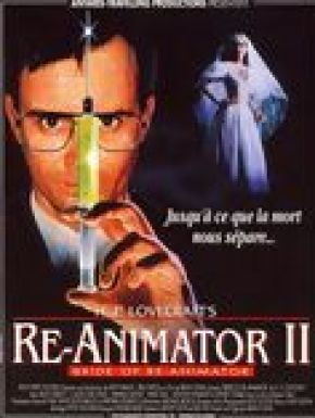 Re-Animator 2 en DVD et Blu-Ray