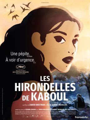 DVD Les Hirondelles De Kaboul