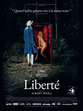 Jaquette dvd Liberté
