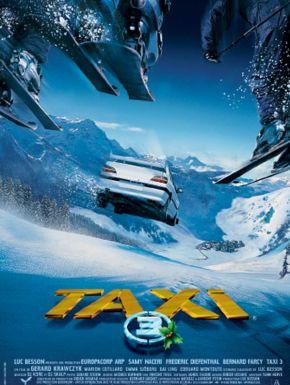 Sortie DVD Taxi 3
