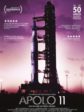 Apollo 11 en DVD et Blu-Ray