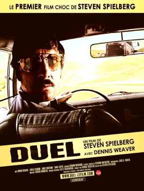 Duel DVD et Blu-Ray