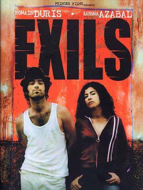 Jaquette dvd Exils