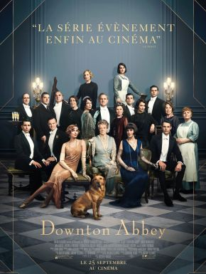 Sortie DVD Downton Abbey