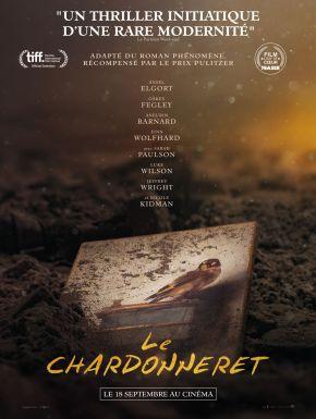 Jaquette dvd Le Chardonneret