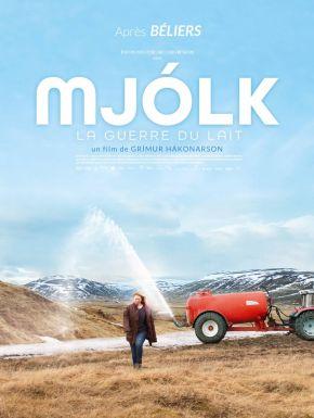 Jaquette dvd Mjolk, la Guerre du Lait