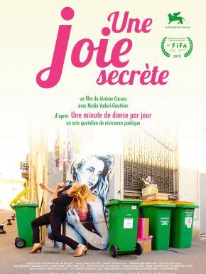 Jaquette dvd Une Joie Secrète