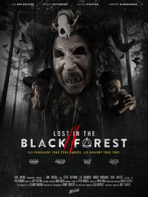 DVD Lost In The Black Forest 2