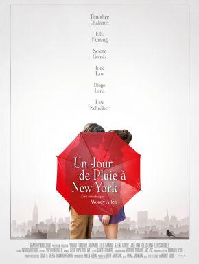 Jaquette dvd Un Jour De Pluie à New York