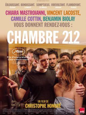 Jaquette dvd Chambre 212
