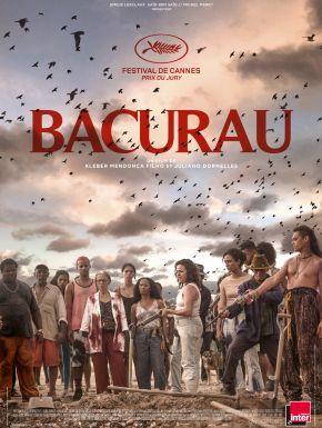 Jaquette dvd Bacurau