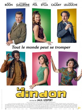 DVD Le Dindon